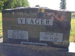 Faith Eleanor Faye <i>Daniels</i> Yeager