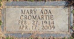 Mary Ada Cromartie