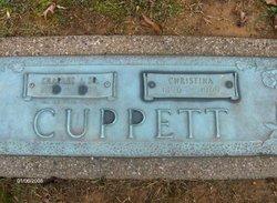 Christina Bruce <i>Herron</i> Cuppett