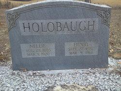 Nellie B. <i>Ward</i> Holobaugh