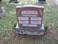 Catherine Mary Kay Lingen