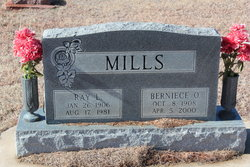 Bernice Opal <i>Redifer</i> Mills