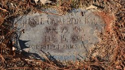 Jessie Cameron Barrs