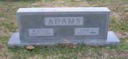 Eunie Elsie <i>Stone</i> Adams