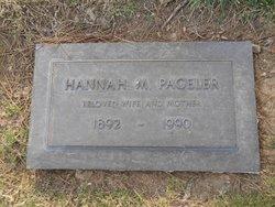 Hannah Mae <i>Miles</i> Pageler