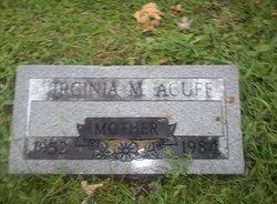 Virginia <i>Morgan</i> Acuff