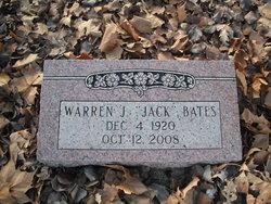 Warren Jackson Jack Bates