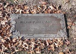 Melvin Porter Appleby