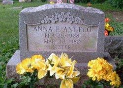 Anna F Angelo