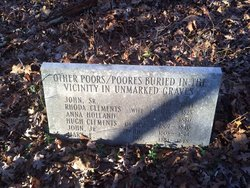 Poore Cemetery I