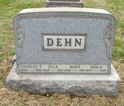 Mary G Dehn