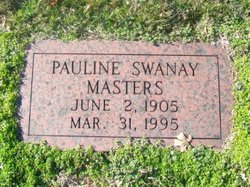 Pauline <i>Swanay</i> Masters