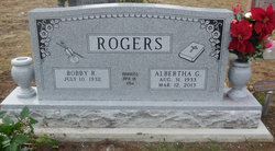 Albertha <i>Grohman</i> Rogers