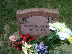 Fannie <i>Molina</i> Aleman