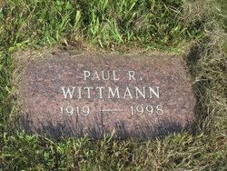 Paul R. Wittmann
