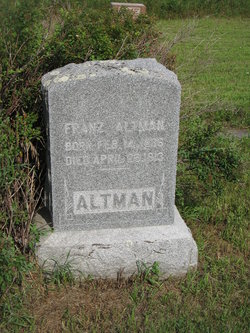 Franz Frank Altman