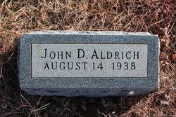 John D. Aldrich