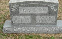 Jane <i>Davis</i> Bailey