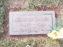 Olive M. Briggs