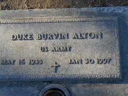 Duke Burvin Alton