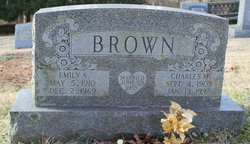Emily A <i>Taylor</i> Brown