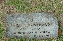 CDR Philip Francis Bankhardt