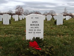 Ann <i>Berger</i> Allen