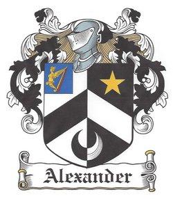 James Robert The Yeoman Alexander