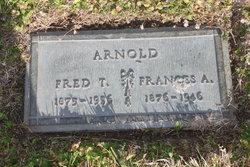 Frances Amelia <i>Richardson</i> Arnold