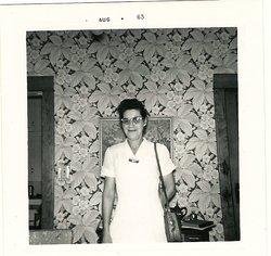 Elsie Marie <i>Uhlig</i> Clark