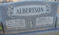 PFC Gerald W Buck Albertson