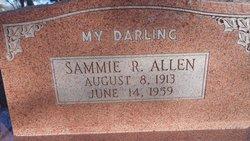 Sammie R Allen