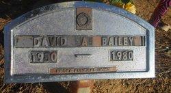 David A Bailey
