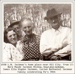 Nora Maude <i>Jackman</i> Bishop