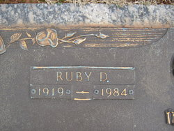 Ruby Margolis <i>Davis</i> Williams