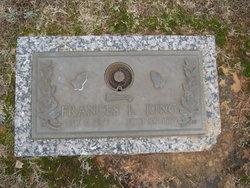 Frances Louella <i>Davis</i> King
