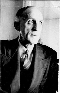 Fred Garfield Shoemaker