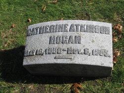 Catherine Agnes Kate <i>Atkinson</i> Hogan