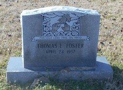 Thomas L Foster