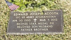 Spec Edward Joseph Acosta