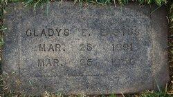 Gladys E. Eastus