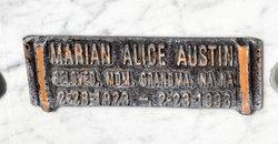 Marian Alice Austin