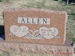 Willard Coy Allen