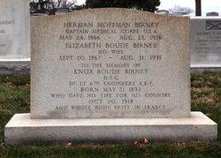 Capt Herman Hoffman Birney, Sr