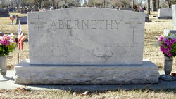 Irene Margaret <i>Auble</i> Abernethy