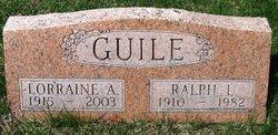 Lorraine Ann <i>Rauls</i> Guile