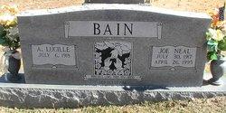 Joe Neal Bain