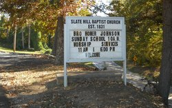 Slate Hill Cemetery