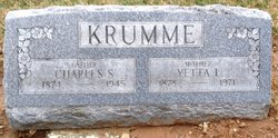 Charles Swain Krumme