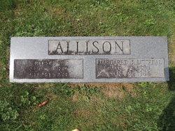 Margaret Jane <i>Littreal</i> Allison
